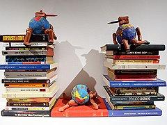 «Баллада о Пиноккио» (2005) отсылает к персонажу сказки Карло Коллоди