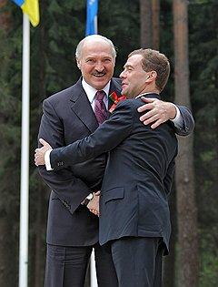Российско-белорусские отношения всегда были исполнены драматизма