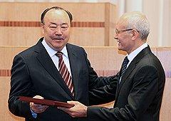 Башкирскую операцию «Преемник» Кремль провел практически без участия Муртазы Рахимова (слева)