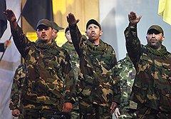 «Хезболла» под руководством Хассана Насраллы считает, что Израиль ворует ливанский газ, который необходимо защищать силами бойцов движения (на фото) и всей ливанской армии