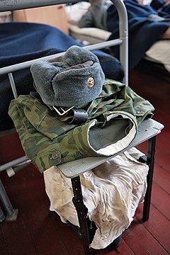 Реформа обмундирования армии до сих пор имеет глубоко портяночный характер