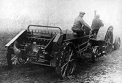 Иностранные специалисты нашли себе применение в легкой, тяжелой и очень тяжелой (на фото) советской промышленности