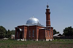 Построенную новую мечеть в Беслане пока не открывают, боясь обидеть чувства родственников погибших от рук террористов-мусульман