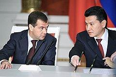 В эпоху суверенной демократии Кирсан Илюмжинов пытался шагать в ногу с Владимиром Путиным, но не усидел при Дмитрии Медведеве