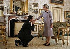 Вероятно, некоторые фрагменты фильма «Королева» так врезались в память Тони Блэра, что он случайно изложил их в своих мемуарах