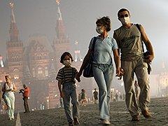По разным оценкам, от летней жары каждый день умирало от 200 до 500 москвичей