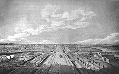 В Российской империи гладкие шоссе были только на бумаге