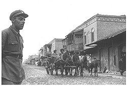 Кавказская милиция, не способная, как правило, установить чуждые горцам порядки на своей территории, упорно пыталась установить свои порядки на чужой земле