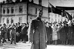 Из-за настойчивого желания Иеронима Уборевича (на фото) показать свои войска с лучшей стороны иностранные военные атташе узнали о худших сторонах отношений кубанских казаков с советской властью