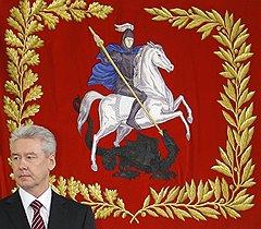 Переехав в Москву, Сергей Собянин переменил тюменского Конька-Горбунка на коня св. Георгия