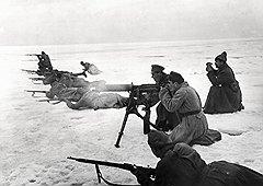 Заставить карательные части штурмовать Кронштадт смогли только показательные расстрелы