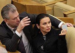 Николай Булаев и Марина Игнатова