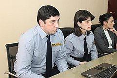 По данным министерства образования, после введения Дмитрием Шашкиным института школьных полицейских — мандатури — преступность в школах снизилась на 85%