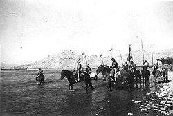 На протяжении всей войны через афганскую границу пыталось бежать огромное количество граждан СССР, стремившихся избежать призыва