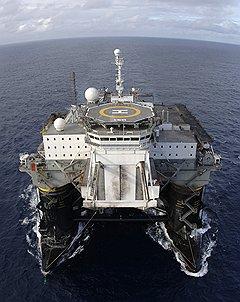 """Единственный космодром, осуществляющий запуски прямо с экватора,— """"Морской старт"""". Он же первый в мире частный международный космодром"""