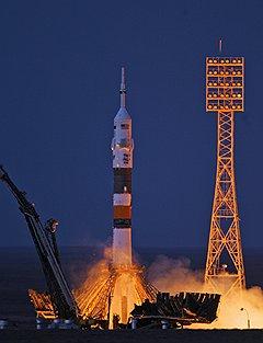Байконур — самый эксплуатируемый космодром: только за последние два года с него было произведено более 50 запусков