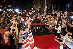 Американцы радовались гибели террориста номер один так же, как палестинцы — трагедии 11 сентября