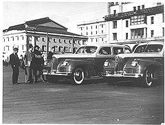 Такси служили столичным проституткам не только средством передвижения, но и местом заработка