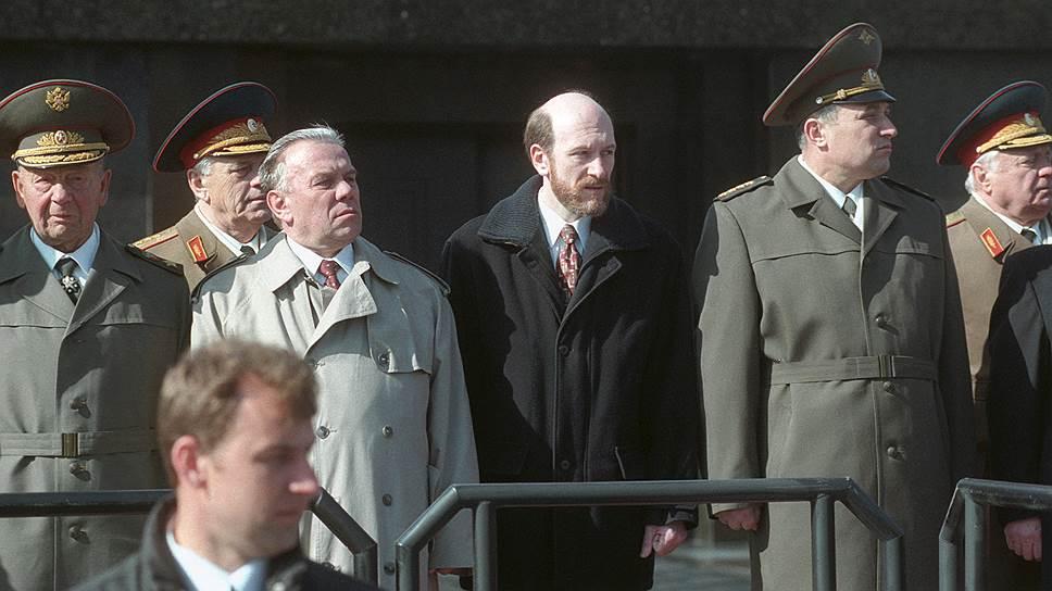 «Я тут же понял, что передо мной человек незаурядный, и проникся к Александру Стальевичу глубочайшим уважением»
