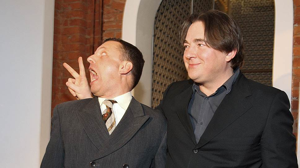 «В 2011 году мы с Парфеновым открыли памятник Зворыкину — это была важная для меня история;не только потому, что Зворыкин, как и я, создатель телевидения»