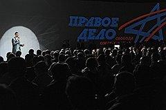 Михаил Прохоров сначала взял себе партию, а потом сообщил об этом участникам партийного съезда