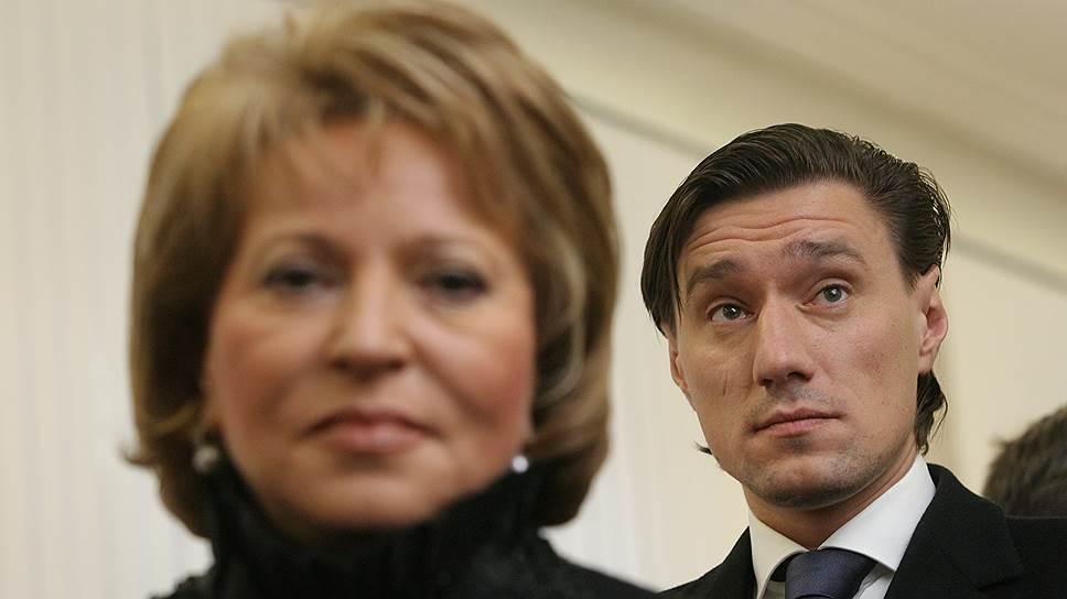 Валентина Матвиенко запомнится петербуржцам своим сынолюбием