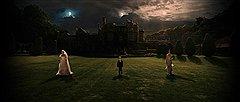 Кадры из фильма «Меланхолия»