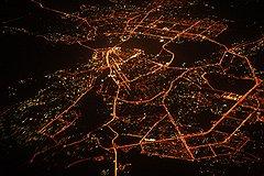 Коммунистический лозунг электрификации всей страны был реализован в основном в крупных городах. Казань