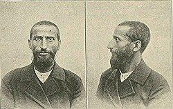 В еврейском вопросе у русских и германских антропологов начала XX века наблюдались значительные расхождения. Первые считали евреев обособившейся группой, вторые — низшей расой