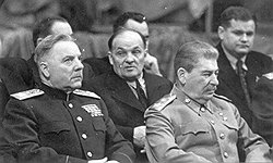 """""""Сталин постепенно стал отходить от руководства текущими делами, и управление страной оказалось в руках Маленкова и Берии"""""""