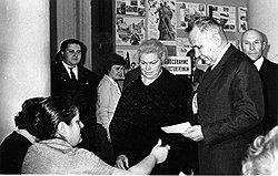 """""""О самом Косыгине члены Политбюро распускали разные сплетни. Алексея Николаевича, тяжело переживавшего смерть жены, эта болтовня, без преувеличения, ранила"""""""