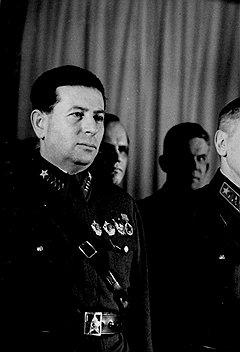 """""""Членом военного совета фронта по хозяйственным вопросам был Мехлис. Я знал, что он довольно вздорный товарищ"""""""