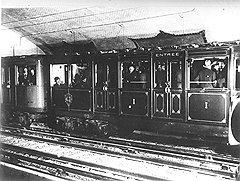 Сила трений между французскими и парижскими властями затормозила создание метро(на фото) на сорок лет