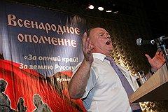 КПРФ Геннадия Зюганова стоит надеяться на 15% голосов
