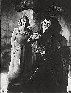"""""""Фауст — немецкая легенда"""" (1926)"""