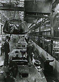 Массовое производство танков лишь в 1944 году удалось избавить от многочисленных производственных дефектов