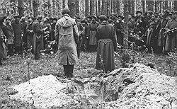 """""""Только за декабрь 1941 г., по далеко не полным данным, органами военной прокуратуры зафиксировано 28 случаев самочинных и ничем не вызывавшихся расстрелов подчиненных со стороны командиров"""""""