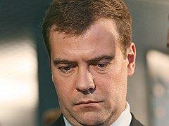 Первый вице-премьер России Дмитрий Медведев в компании Sitronics. <B>2006 год</B>