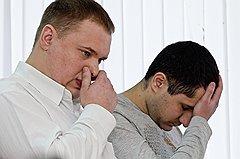 Успешно купив 19 депутатов гордумы, Валерий Федоров (слева) остался с носом только после того, как вместе с Евгением Щербатых (справа) попытался дать взятку в обладминистрации