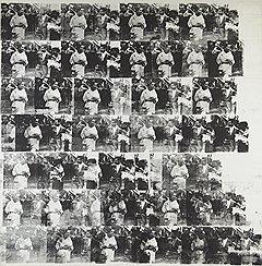 """Работа Энди Уорхола """"Мужчины в ее жизни"""" куплена в Нью-Йорке за $63,4 млн"""