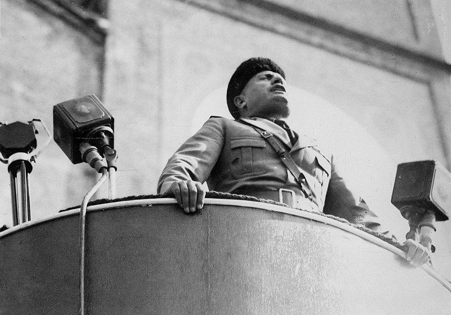 Пройдя путь от мелкого политикана до премьер-министра, Муссолини во время переговоров с Россией планировал добиться грандиозных результатов