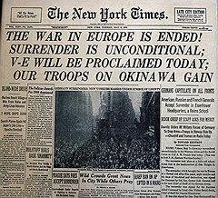 Главный первополосный материал 1945 года стоил его автору журналистской карьеры