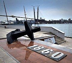 Грузооборот порта Владивостока в 50 раз меньше, чем у портов Китая и Южной Кореи
