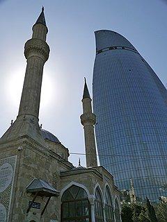 Азербайджан — всего лишь вторая мусульманская страна, принимающая у себя конкурс за 56 лет его существования