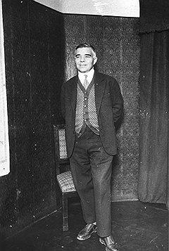 Сэм Карп хотел, чтобы советский постпред Трояновский (на фото), отправившись к президенту Рузвельту, бесплатно помог ему заработать огромные деньги