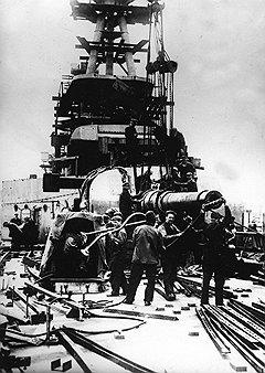Москва хотела получить новейшие линкоры с самой мощной артиллерией, но Вашингтон предлагал лишь старье с второсортными пушками