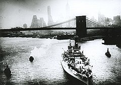 Руководители СССР с помощью взяток пытались догнать и перегнать Америку по количеству и качеству военных кораблей