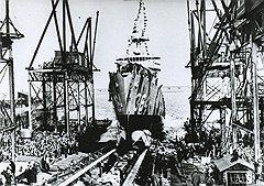 Хотя переговоры замнаркома Исакова с американскими судостроителями по большей части оказались бесполезными, из наблюдений на кораблях и верфях он почерпнул немало ценного