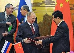 Россия не прочь получить от КНР стратегическое партнерство, не отдавая ему ШОС
