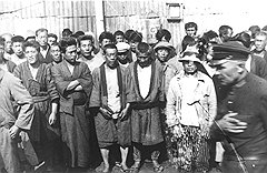 Советско-японская рыболовная конвенция на первых порах позволяла японцам ловить все, везде и сколько угодно